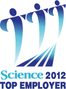 Science 2012 Top Employer Survey Results